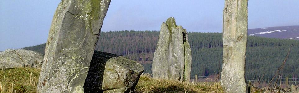 Lagmore Stone Circle