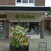 Oxfam Charity Shop, Troon