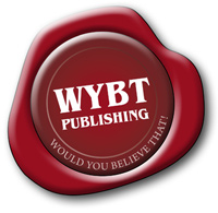 Logo Would You Believe That (WYBT) Publishing
