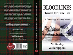 Bloodlines - Touch Not The Cat, by Thomas McKerley and Ingrid Schippers