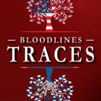Bloodlines Traces cover design V8