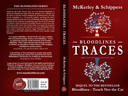 Bloodlines - Traces, by Thomas McKerley and Ingrid Schippers