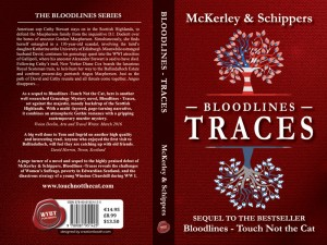 Bloodlines-Traces by Ingrid Schippers and Thomas McKerley