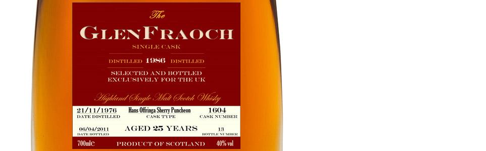 GlenFroach Whiskey