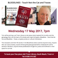 Library event May 17 2017
